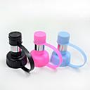 preiswerte Schüsseln & Futternäpfe für Hunde-L Katze Hund Schalen & Wasser Flaschen Haustiere Schüsseln & Füttern Tragbar Schwarz Blau Rosa