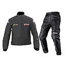 cheap Motorcycle Gloves-DUHAN Jacket Pants Set Textile All Season Windproof Motorcycle Kidney Belts