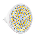 رخيصةأون لمبات الكرة LED-1PC 7 W 500-700 lm LED ضوء سبوت 72 الخرز LED SMD 2835 ديكور أبيض دافئ / أبيض كول / أبيض طبيعي 110-220 V / قطعة / بنفايات