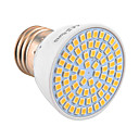 baratos Luz LED Ambiente-YWXLIGHT® 1pç 7 W 500-700 lm E26 / E27 Lâmpadas de Foco de LED 72 Contas LED SMD 2835 Decorativa Branco Quente / Branco Frio / Branco Natural 110-220 V / 1 pç / RoHs