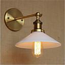 baratos Arandelas de Parede-Regional / Retro / Moderno / Contemporâneo Luminárias de parede Metal Luz de parede 110-120V / 220-240V 40W