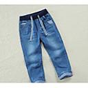 preiswerte Hosen für Jungen-Jungen Hose Lässig/Alltäglich einfarbig Polyester Frühling Sommer Herbst