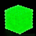 cheap Magnet Toys-216 pcs 5mm Magnet Toy Magnetic Balls Building Blocks Magic Cube Glow in the Dark Magnetic Adults' Boys' Girls' Toy Gift