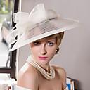 Χαμηλού Κόστους Αξεσουάρ κεφαλής για πάρτι-Φτερό Headpiece-Γάμου Ειδική Περίσταση Causal Διακοσμητικά Κεφαλής Καπέλα 1 Τεμάχιο