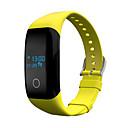 olcso Okosórák-Intelligens karkötő YYX11 mert iOS / Android / iPhone Szívritmus monitorizálás / Elégetett kalória / GPS / Hosszú készenléti idő / Érintőképernyő Stopper / Dugók & Töltők / Testmozgásfigyelő / Alvás