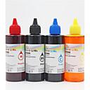 baratos Tapete de Mouse-de tinta de 4 cores adequado para impressoras a jato Epson / Canon / hp tinta CISS dye-cheia preta