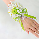cheap Wedding Flowers-Wedding Flowers Bouquets Wrist Corsages Unique Wedding Décor Others Artificial Flower Wedding Special Occasion Party / Evening Material