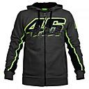voordelige RC auto's-vr46 motogp motorsport racing hoodie jas zwart heren textiel biker sweater