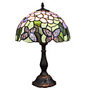 tanie Lampy stołowe-Muślin Ochrona oczu Lampa biurkowa Na Żywica 110-120V 220-240V