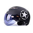 cheap Motorcyle Helmets-Half Helmet Anti-UV Breathable ABS Motorcycle Helmets