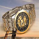 abordables Relojes de Moda-Hombre Reloj de Moda Gran venta Aleación Banda Casual Plata