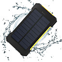 cheap Power Banks-8000 mAh For Power Bank External Battery 5 V For 1 A / 2 A For Battery Charger Flashlight / Multi-Output / Solar Charge
