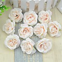 cheap Artificial Flower-Artificial Flowers 10 Branch Modern Style Roses Tabletop Flower