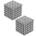 cheap Microscopes & Endoscopes-2*216 pcs 3mm Magnet Toy Building Blocks / Magic Cube / Magic Prop Magnetic / DIY Kid's / Adults' Gift