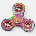 baratos Spinners de mão-Spinners de mão / Mão Spinner Alta Velocidade / Por matar o tempo / O stress e ansiedade alívio Plástico Clássico 1 pcs Peças Para Meninas Crianças / Adulto Dom