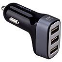 baratos Carregadores Veiculares-Carregamento Rápido QC3.0 Portas Multiplas Outro 3 Portas USB Carregador Somente DC 5V/4.2A