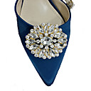 cheap Shoes Accessories-Plastic Decorative Accent Women's Wedding / Casual / Vacation Gold / Silver