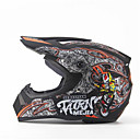 cheap Motorcyle Helmets-MEJIA Off-Road Motorcycle Racing Helmet Gloss Black Full Face Damping Durable Motorsport Helmet