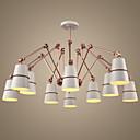 halpa Plafondit-Ecolight™ 10-Light Kattokruunu Alavalot - LED, suunnittelijat, 220-240V Polttimo ei ole mukana toimitksessa / 20-30㎡ / E12 / E14