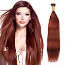 cheap Tools & Accessories-Febay Fusion / I Tip Human Hair Extensions Straight Human Hair
