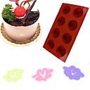 billige Bakeredskap-Bakeware verktøy Silikon Non-Stick / GDS Brød / Kake / Sjokolade Bakeform 1pc