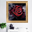 baratos Pinturas Abstratas-Tema Flores Decoração de Parede Polyresin Modern Arte de Parede, Tapeçarias do