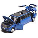 baratos Carros de brinquedo-Carros de Brinquedo Modelo de Automóvel Carro de Corrida SUV Clássico Simulação Música e luz Clássico Unisexo Para Meninos Para Meninas Brinquedos Dom