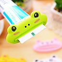 זול גאדג'טים לאמבט-1 יחידות מתקן משחת שיניים קל לבעלי חיים קלטת מסחטת צינור משחת שיניים שימושי בעל מתגלגל לחדר אמבטיה בבית