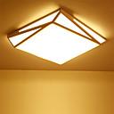 baratos Luzes Pingente-Montagem do Fluxo Luz Ambiente - LED, 110-120V / 220-240V, Branco Quente / Branco, Fonte de luz LED incluída / 5-10㎡ / Led Integrado