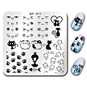cheap Nail Stamping-nail art Stamping Plate Fashion High Quality Daily
