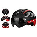 رخيصةأون ملابس الكلاب-بالغين خوذة دراجة خوذة هوائية 20 المخارج Impact Resistant, قياس قابل للتعديل EPS رياضات دراجة الطريق / أخضر / الدراجة / دراجة جبلية - رمادي / أزرق سماوي / أحمر