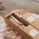 cheap Wedding Invitations-Scroll Wedding Invitations 10 - Others Invitation Cards Classic Material High Quality Paper 100% virgin pulp Flower