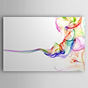 cheap Oil Paintings-Oil Painting Hand Painted - Abstract Contemporary Artistic Style Canvas