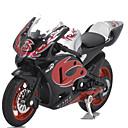 baratos Toy Motorcycles-Brinquedos Motocicletas Brinquedos Rectângular Ferro Peças Unisexo Dom