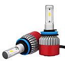 お買い得  車用フォグランプ-2pcs H8 / H11 / H9 車載 電球 36W 集積LED 3600lm LED ヘッドランプ