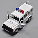 baratos Carros de brinquedo-Carros de Brinquedo Brinquedos Modelo de Automóvel Carro de Polícia Brinquedos Liga de Metal cromada Peças Crianças Dom