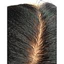 cheap Human Hair Wigs-Human Hair Glueless Full Lace / Full Lace Wig Brazilian Hair kinky Straight Wig 130% African American Wig / 100% Hand Tied Women's Medium Length Human Hair Lace Wig