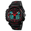 baratos Smartwatches-Relógio inteligente YYSKMEI1270 para Suspensão Longa / Impermeável / Multifunções / Esportivo Cronómetro / Relogio Despertador / Cronógrafo / Calendário / Dois Fusos Horários