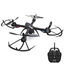 baratos Quadicópteros CR & Multirotores-RC Drone YiZHAN i8H 4ch 6 Eixos 2.4G Com Câmera HD 5.0MP Quadcópero com CR Retorno Com 1 Botão / Modo Espelho Inteligente / Com Câmera Quadcóptero RC / Hélices / Manual Do Usuário