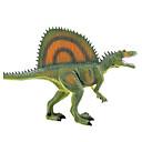 baratos Figuras de dinossauro-Dragões & Dinossauros Figuras de dinossauro Dinossauro jurássico Spinossauro Triceratops Tiranossauro Rex Plástico Para Meninos Crianças