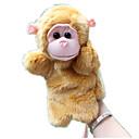 baratos Marionetes-Fantoches de dedo Fantoches Macaco Fofinho Animais Adorável Felpudo Tactel Crianças Dom