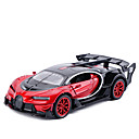 baratos Carros de brinquedo-Carros de Brinquedo Modelo de Automóvel SUV Carro Música e luz Simulação Unisexo