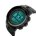 baratos Smartwatches-Relógio inteligente YYSKMEI1127 para Suspensão Longa / Impermeável / Multifunções / Esportivo Cronómetro / Relogio Despertador / Cronógrafo / Calendário