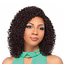 cheap Hair Braids-Braiding Hair Jerry Curl Pre-loop Crochet Braids Human Hair 1pc / pack Hair Braids Brazilian Hair / There are 2 piece in one pack. Normally 5-7 pack are enough for a full head.