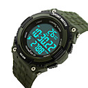 olcso Okosórák-Intelligens Watch YYSKMEI1112 mert Hosszú készenléti idő / Vízálló / Lépésszámlálók / Több funkciós / Sportok Dugók & Töltők / Ébresztőóra / Kronográf / Naptár