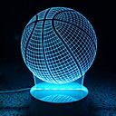 baratos Tênis Masculino-AWOO 1pç Luz noturna 3D Decorativa