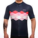 cheap Cycling Jerseys-SUREA Men's Short Sleeve Cycling Jersey Bike Jersey, Quick Dry, Breathable, Sweat-wicking Coolmax®, Lycra