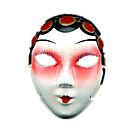 baratos Máscaras de Festa-NEW Máscaras de Dia das Bruxas / Máscara de Desenho Animado Terror Peças Unisexo Crianças / Adulto Dom