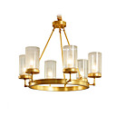 cheap Chandeliers-Country Pendant Light Uplight - Mini Style / Designers, 110-120V / 220-240V Bulb Not Included