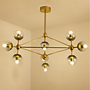 cheap Chandeliers-10-Light Sputnik Chandelier Ambient Light - Mini Style, 110-120V / 220-240V Bulb Not Included / 30-40㎡ / E26 / E27
